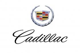 Cadillac logo Trouwautoshop