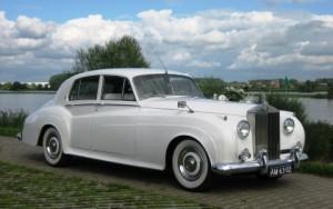 Rolls Royce trouwauto huren