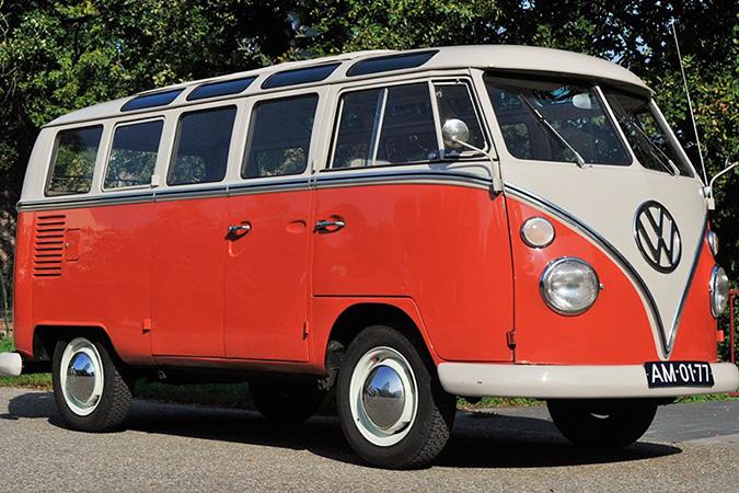 Volkswagen Busje Huren Als Trouwauto Wij Hebben Dit 1960
