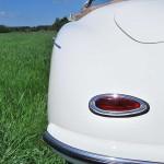 Porsche 356 Speedster 1957 achterlicht links