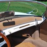 Porsche 356 Speedster 1957 dashboard