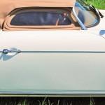 Porsche 356 Speedster 1957 dicht