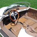 Porsche 356 Speedster 1957 interieur