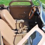 Porsche 356 Speedster 1957 interieur rechts