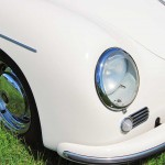 Porsche 356 Speedster 1957 koplamp