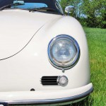 Porsche 356 Speedster 1957 koplamp links