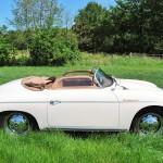 Porsche 356 Speedster 1957 rechts