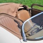 Porsche 356 Speedster 1957 rechtsvoor