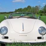 Porsche 356 Speedster 1957 rechtvoor