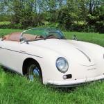 Porsche 356 Speedster 1957 schuin