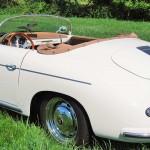 Porsche 356 Speedster 1957 schuinachter