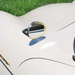 Porsche 356 Speedster 1957 spiegel links