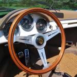Porsche 356 Speedster 1957 stuur