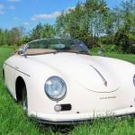 Porsche 356 Speedster 1957 voor rechts