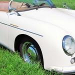 Porsche 356 Speedster 1957 zoom