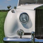rolls royce silver cloud 1958 linker voorkant