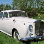 rolls royce silver cloud 1958 rechtsvoor