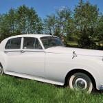 rolls royce silver cloud 1958 schuinvoor